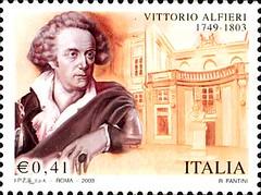 Resultado de imagem para SELO DE   Vittorio Alfieri,