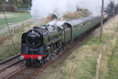 70013, Oliver Cromwell