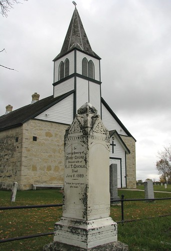 St. Peters Old Stone Church