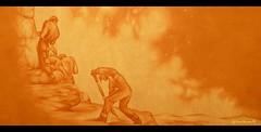 Esfuerzos Conjuntos (CEPx09) Tags: festival mexico trabajo mural minas arte panasonic durango pintura ambar obreros revueltas fuerza fz18
