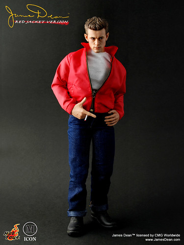 2943783687 7f5599102f James Dean: Red Jacket Version