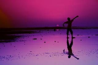 Dancing Silhouette !!