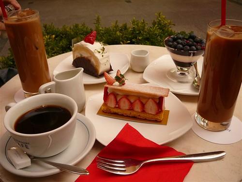 Anniversaire Café