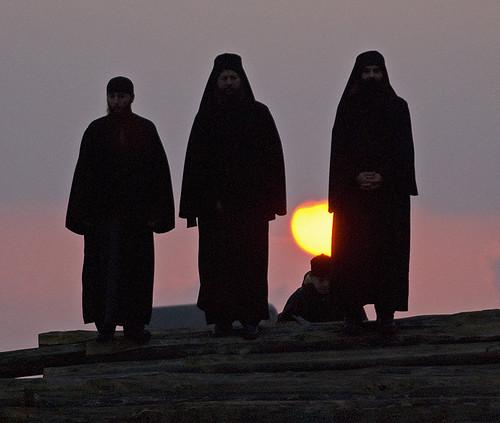 Dialog despre post cu un călugăr din Sfântul Munte