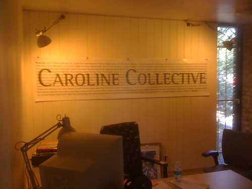 Caroline Collective front office