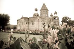 Sourp Etchmiadzine (z@doune) Tags: church eos armenia erevan etchmiadzine