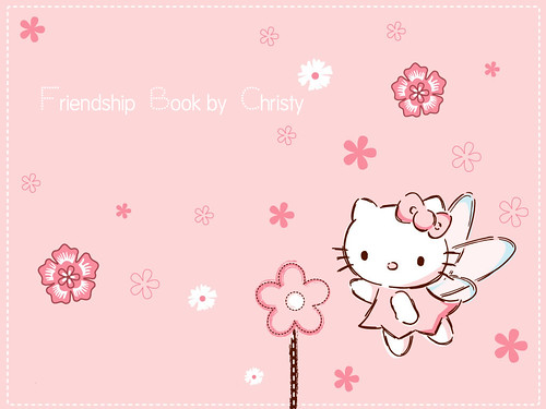 Customized and Printable Hello Kitty Stickers · Christy.