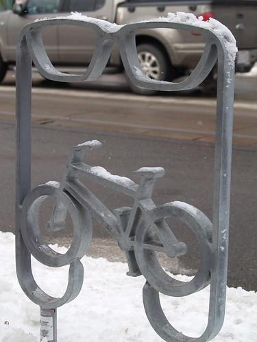 Bike Rack - Toronto 1