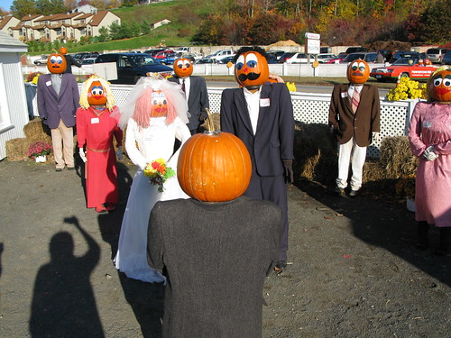 Pumpkintown Wedding