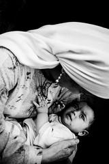 zoriah_gaza_refugee_camp_mother_-child_palestine_israel_war_conflict_08_12_08_G6Y8504-Edit (Zoriah) Tags: poverty camp blackandwhite bw photography israel photo war photographer child palestine refugee mother documentary conflict guerre struggle gaza photojournalist palestinian zoriah