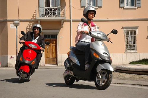 IO scooter