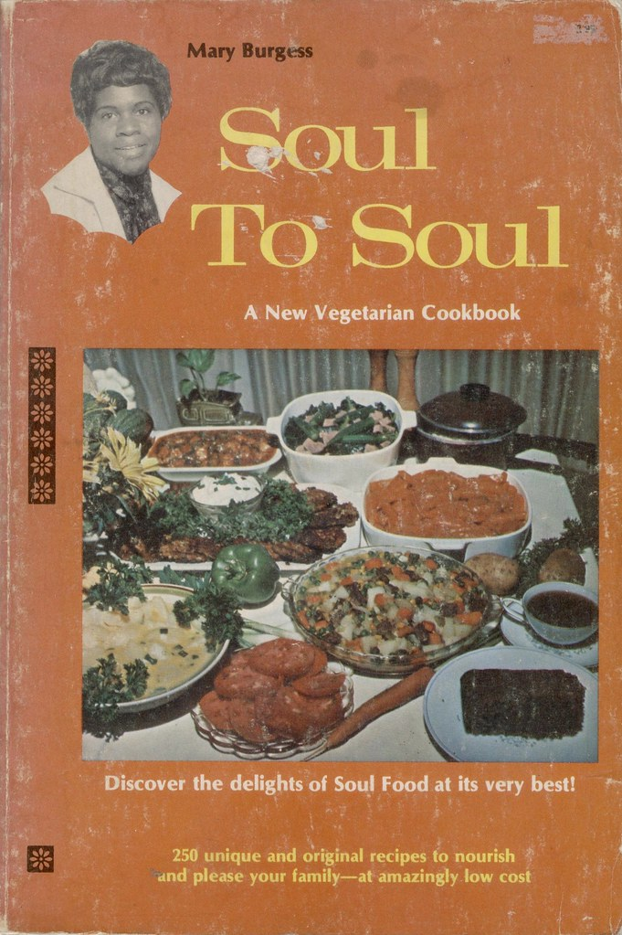 Soul to Soul by Mary Burgess 1976