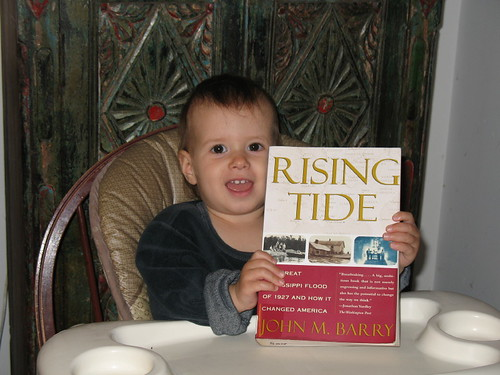 A review of Rising Tide by John M. Barry