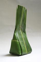 KaoMak  (PUWANART) Tags: green dessert thailand thai tall kanom