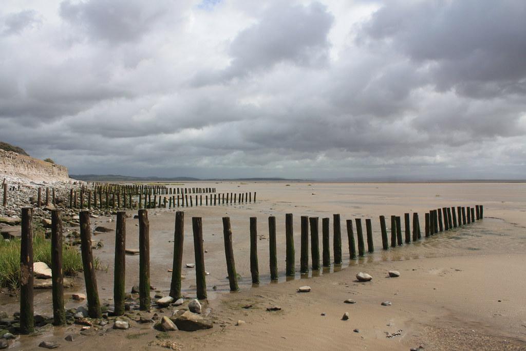 Beach near Barrow in Furness