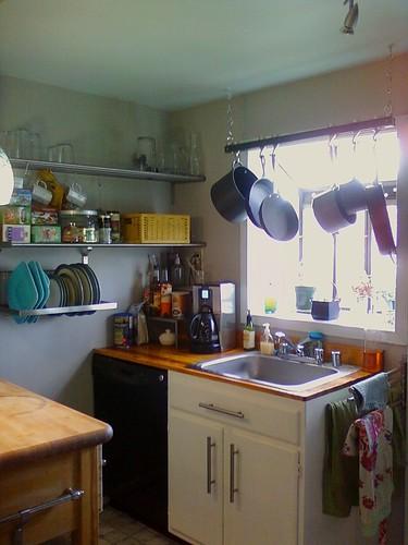 Corner of the Kitchen