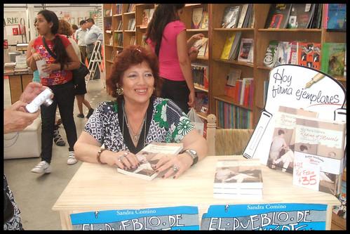 La Escritora Ana Maria cabrera