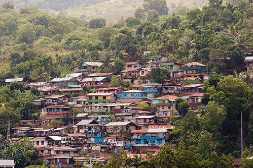 Stepped Houses, Jayapura