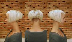 mrs. bizzare's radical bob haircut (wip-hairport) Tags: haircut color lisbon wip lena dyedhair bobhaircut hairport