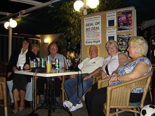 Leeds celebrities at Goodfellows Music Bar