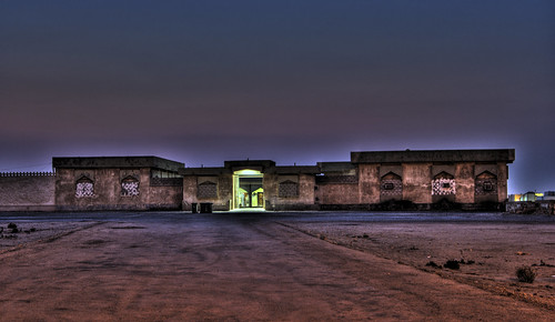 night fort qatar wakra