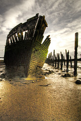 Pirates (Gregory Warran) Tags: abandoned true thames real denmark boat kent perspective creative norwegian clay pirate gateway reality hoo decayed global realism cliffe hansegede beachedboat cliffefort gregorywarran talkinginwhispers
