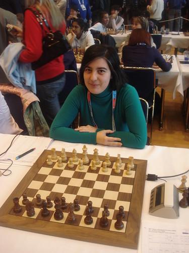 Patricia Llaneza, equip femení Espanya