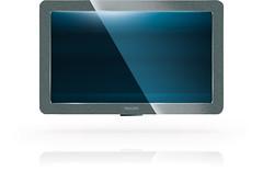 Flavors TV 22'' Aluminium dusk (philipsflavors) Tags: tv philips rendering flavors frontale