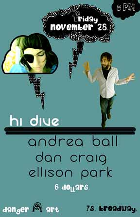 show @ the hi-dive