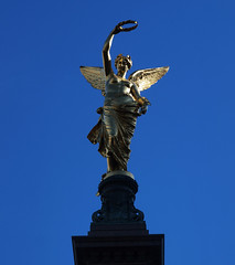 Vien - Wien - Wiedeń Denkmal  Johann Andreas von Liebenberg (arjuna_zbycho) Tags: vienna wien city austria hauptstadt wiedeń olympus e3 osterreich ringstrasse miasto stolica wienna rakusko