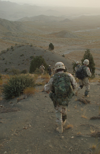 Operation Enduring Freedom by US Army Korea - IMCOM