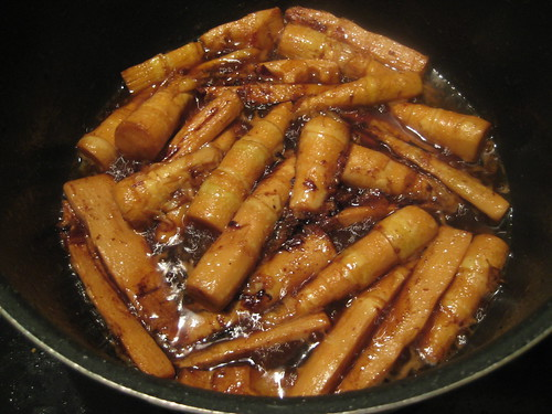 Braised Bamboo Shoot