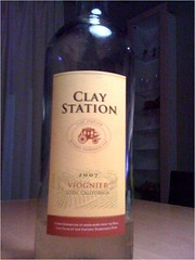 2007 Clay Station Viognier