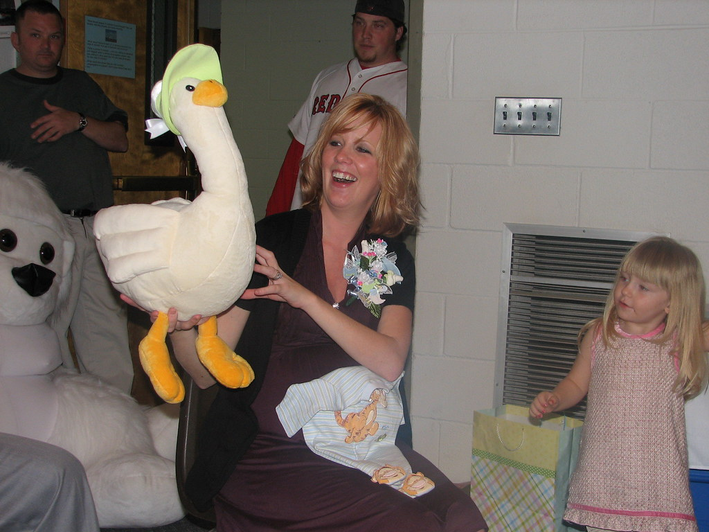 Mother Goose Gift