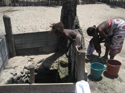 Belo Sur Mer well water