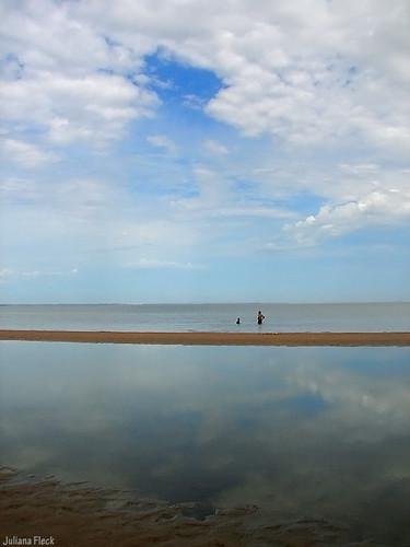 praia das pombas - itapuã