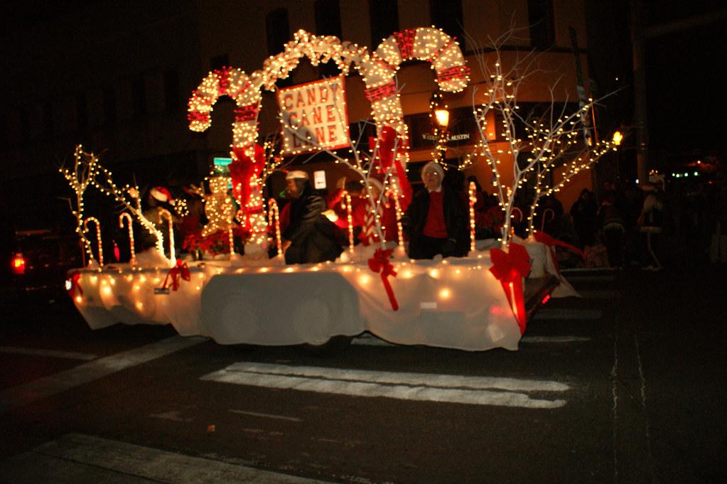 Christmas parade DSC01300