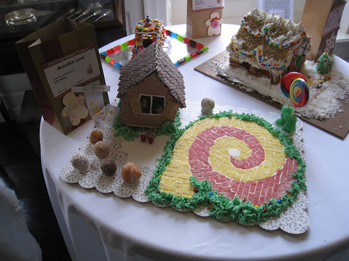 Gingerbread Festival: Yellow Brick Road