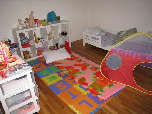 Matilda's room