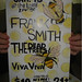 Frank Smith/Dead Trees/Viva Viva - Show Flier