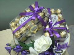 Coklat (D Corsages Wedding & Gifts Gallery) Tags: hantaran gubahan