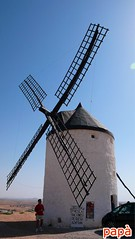 風車村Consuegra