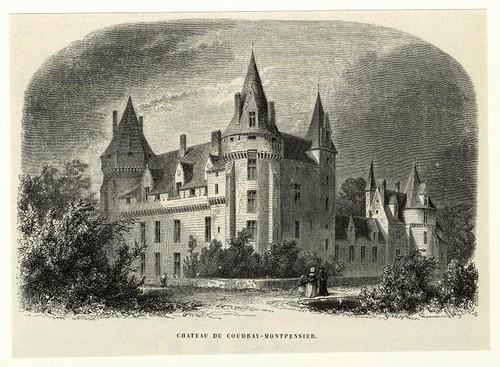 009- Castillo de Coudray 1856