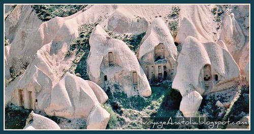 Smurf Village - Fairy Chimneys