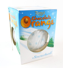 Terrys Chocolate Orange: Snowball