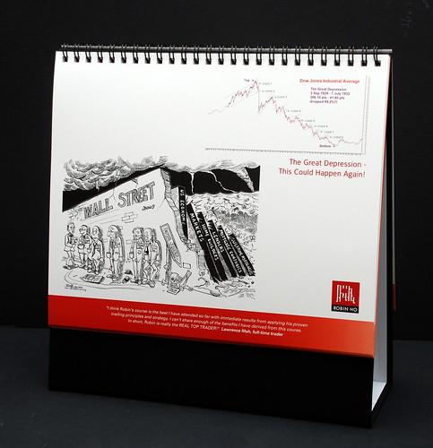 Trader's Calendar 2009 -3