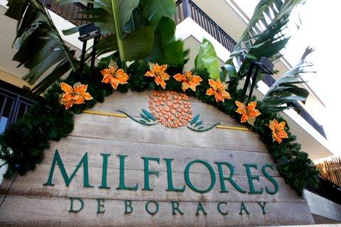 Milflores de Boracay
