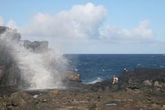 Nakalele Blowhole (LazyLibrarian) Tags: ocean hawaii maui nakaleleblowhole