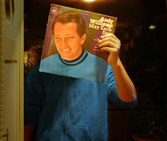 He is  ... Andy Williams (Godesinge) Tags: andywilliams lpportrait godesinge sleeveface photobyzoe thankstojw henkgeuzinge recordfrommymotherinlaw