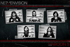 Maroon 5 - Wake up call (netmen (old blends)) Tags: blend netmen netmenvision